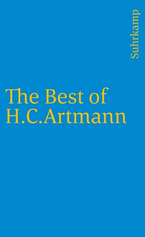 The Best of H. C. Artmann als Taschenbuch