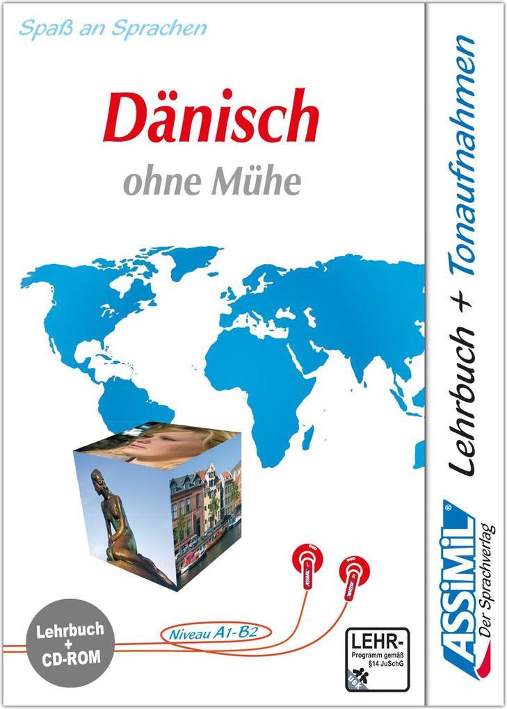 Assimil. Dänisch ohne Mühe. Multimedia-PC. Lehrbuch und CD-ROM für Win 98/ ME / 2000 / XP als Software