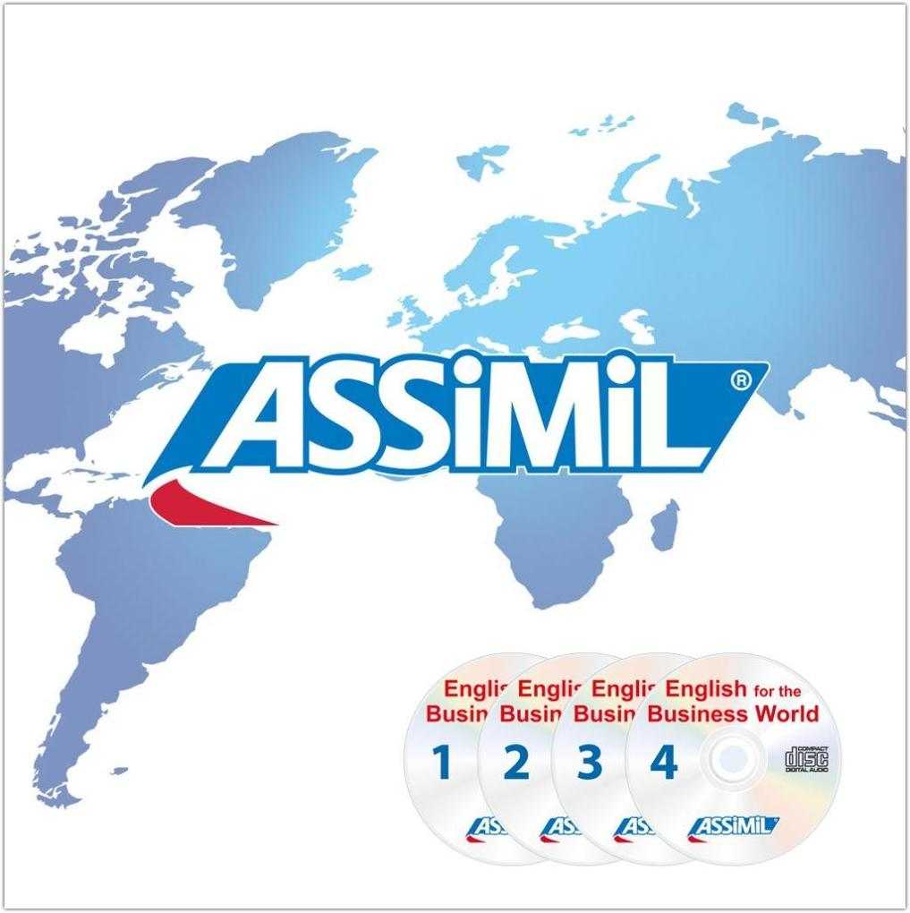 Assimil-Methode. English for the Business World. 4 CDs als Hörbuch