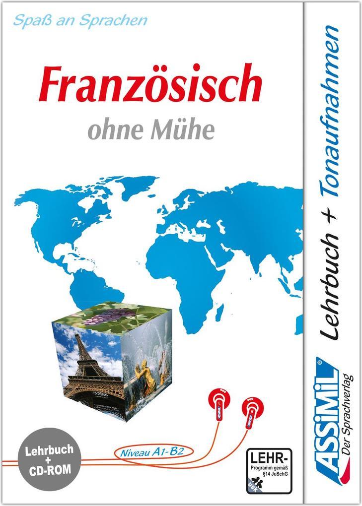 ASSiMiL Selbstlernkurs für Deutsche / Assimil Französisch ohne Mühe als Software