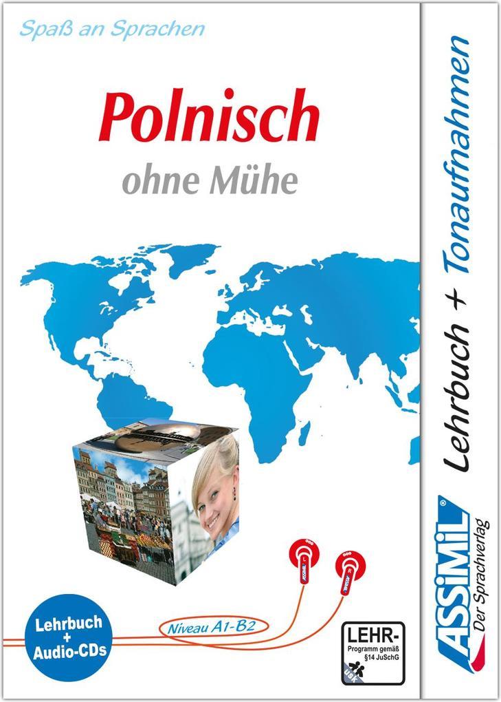 Assimil. Polnisch ohne Mühe. Multimedia-Classic. Lehrbuch und 4 Audio-CDs als Buch