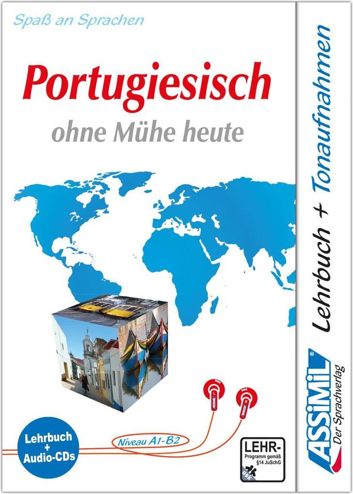 ASSiMiL Portugiesisch ohne Mühe heute - Audio-Sprachkurs als Buch