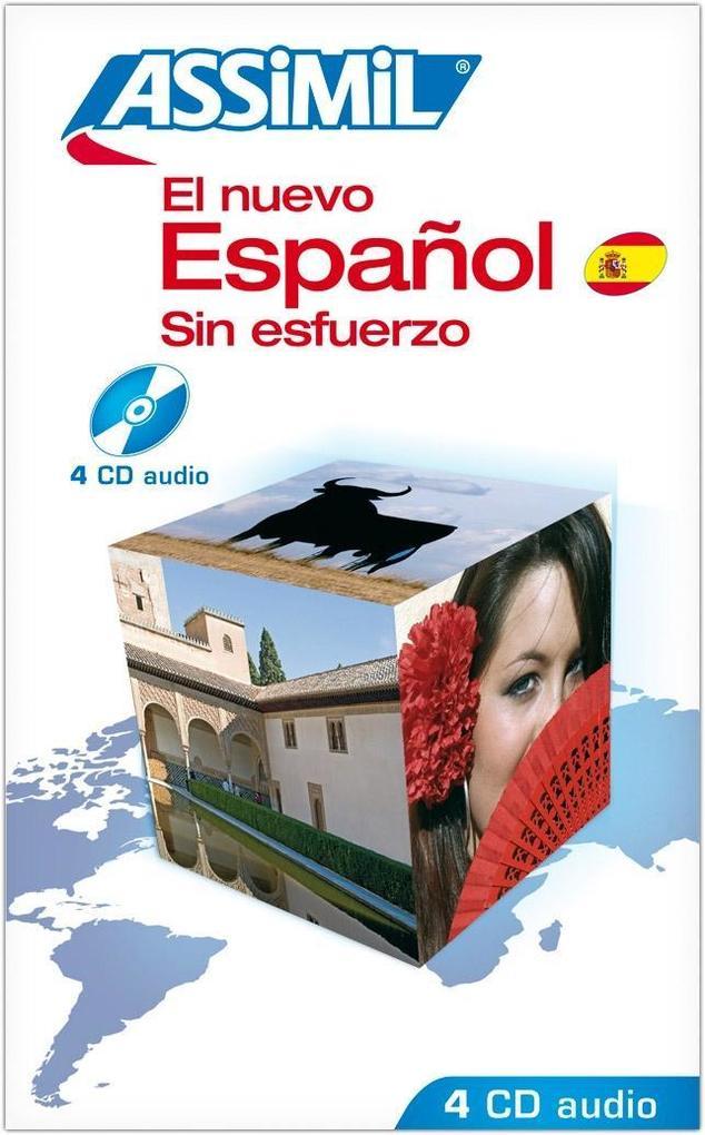 El Nuevo Español Sin Esfuerzo CD als Hörbuch