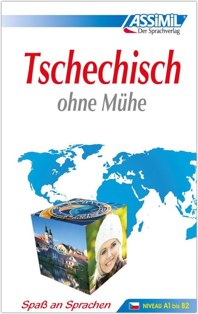Assimil. Tschechisch ohne Mühe. Lehrbuch als Buch