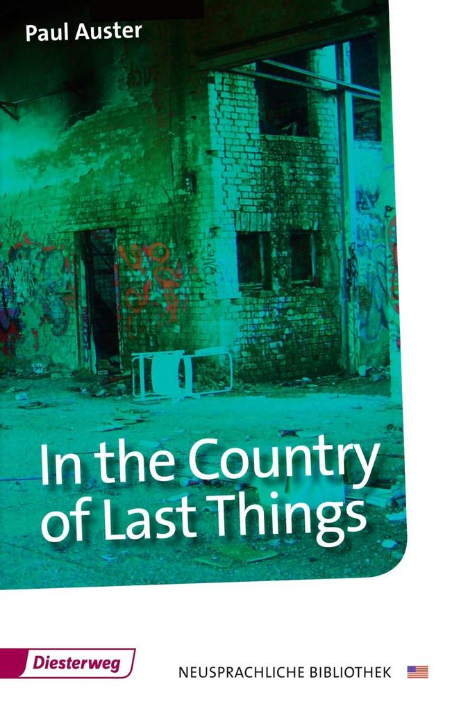 In the Country of Last Things als Buch