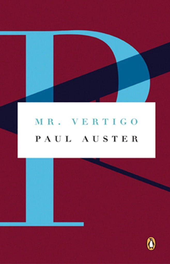 Mr. Vertigo als Buch