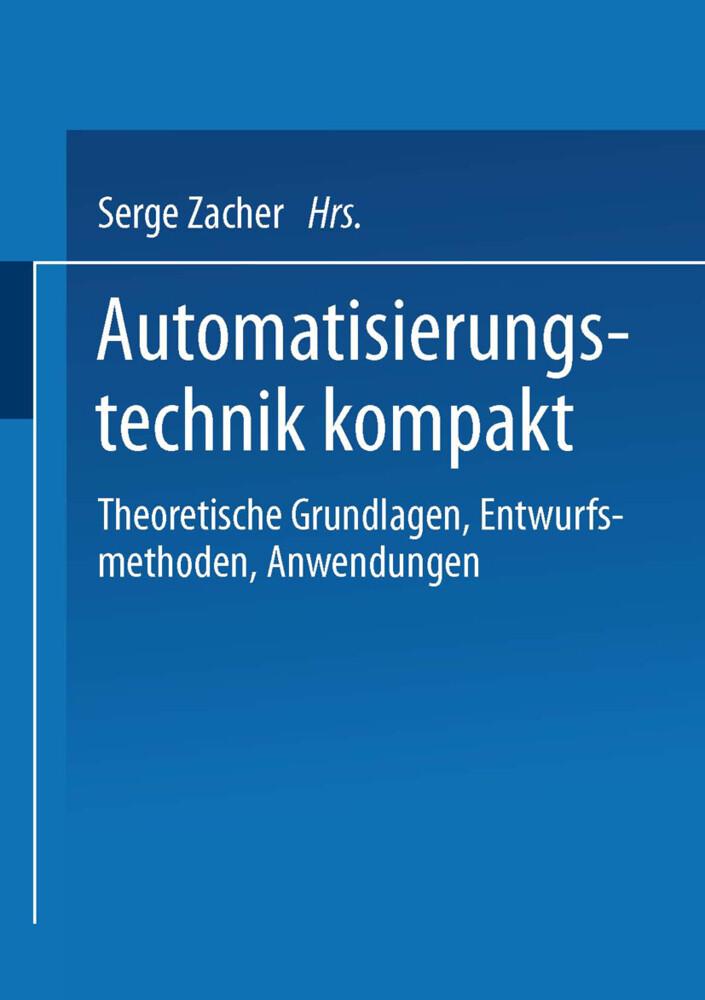 Automatisierungstechnik kompakt als Buch