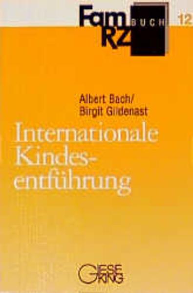 Internationale Kindesentführung als Buch