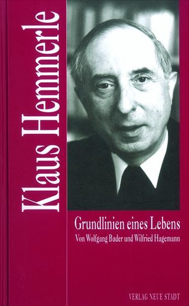 Klaus Hemmerle als Buch