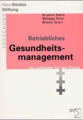 Betriebliches Gesundheitsmanagement als Buch