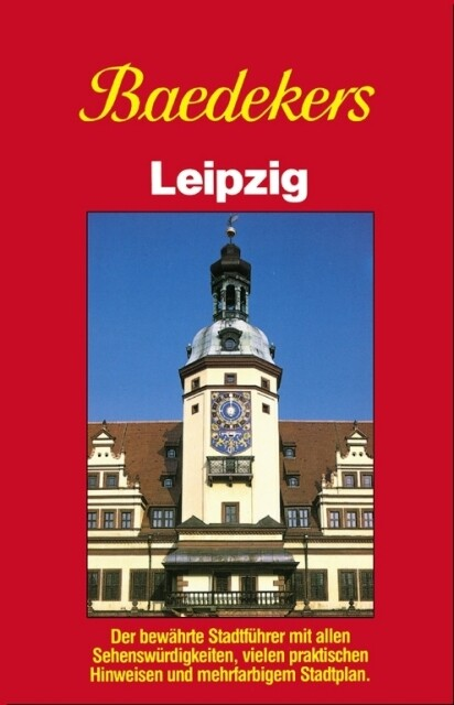 Baedekers Stadtführer Leipzig als Buch