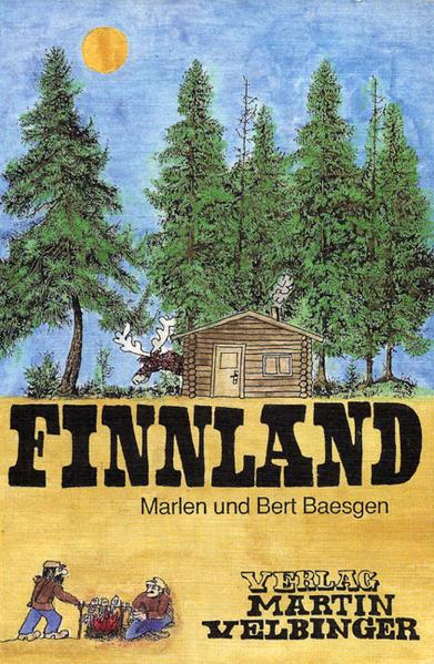 Finnland als Buch