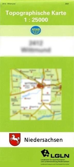 Bahrenborstel 1 : 25 000 als Buch