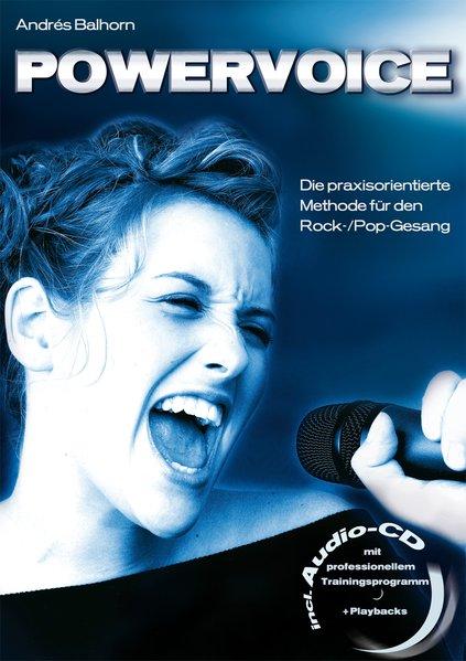 Powervoice. Mit CD als Buch