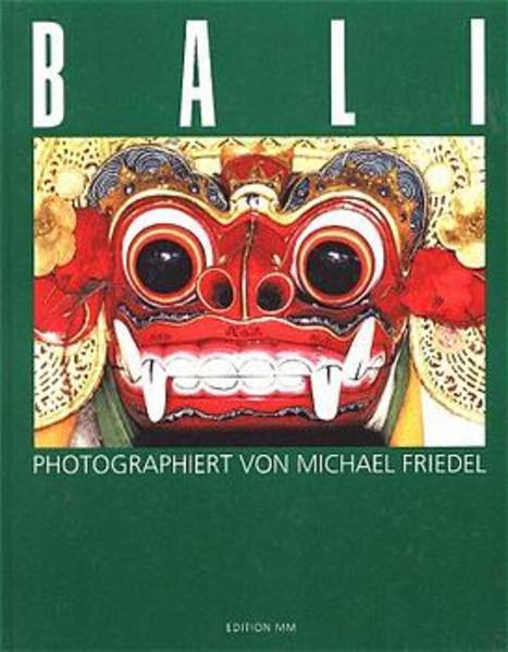 Bali als Buch