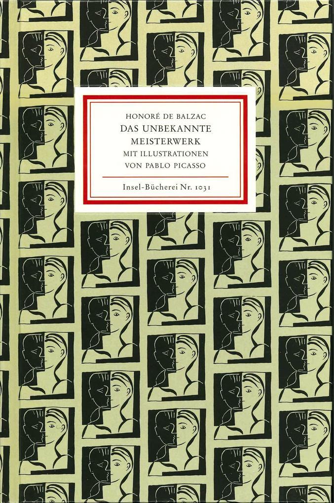 Das unbekannte Meisterwerk als Buch