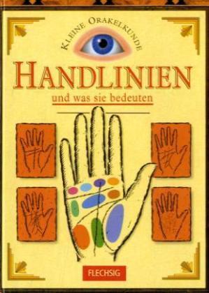 Handlinien und was sie bedeuten als Buch