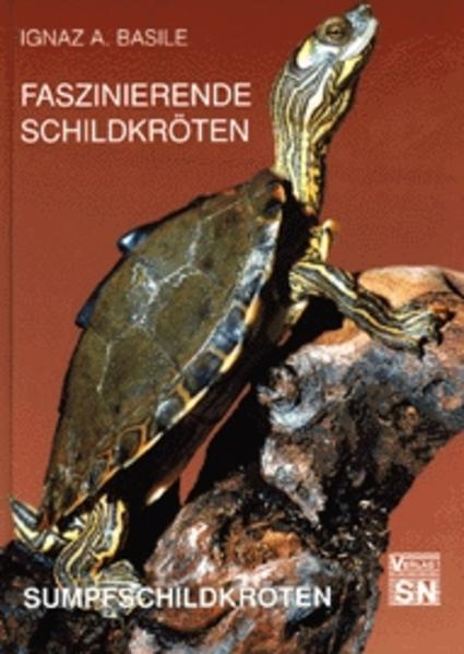 Faszinierende Schildkröten. Sumpfschildkröten als Buch