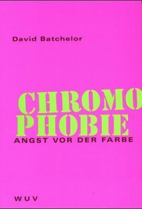 Chromophobie als Buch