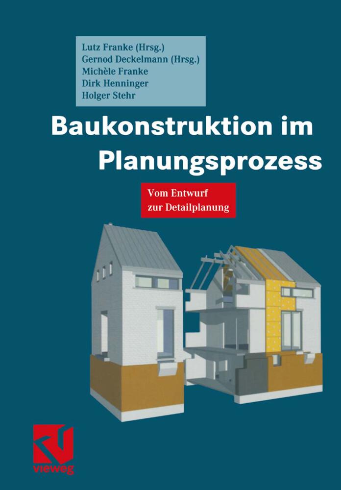 Baukonstruktion im Planungsprozess als Buch