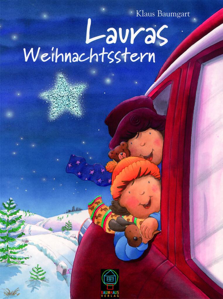 Lauras Weihnachtsstern als Buch