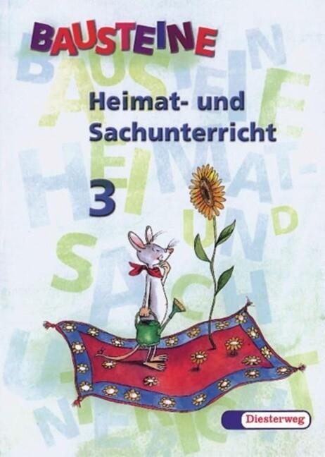 Bausteine Sachunterricht 3. Bayern als Buch
