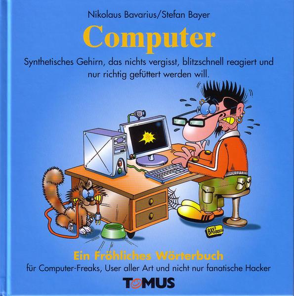 Computer. Ein fröhliches Wörterbuch als Buch
