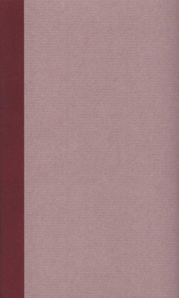 Bd. 1 - 4 in Kassette als Buch