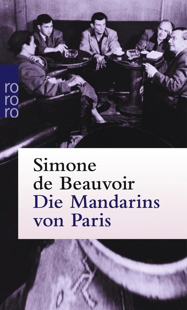 Die Mandarins von Paris als Taschenbuch