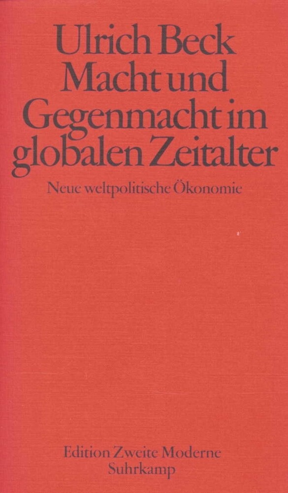Macht und Gegenmacht im globalen Zeitalter als Buch
