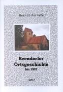 Beendorfer Ortsgeschichte bis 1937 als Buch