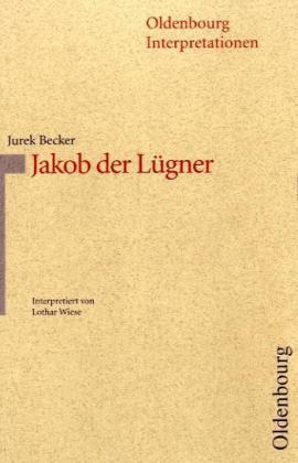 Jakob der Lügner. Interpretationen als Taschenbuch
