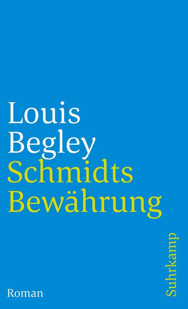Schmidts Bewährung als Taschenbuch