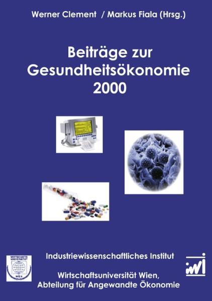 Beiträge zur Gesundheitsökonomie 2000 als Buch