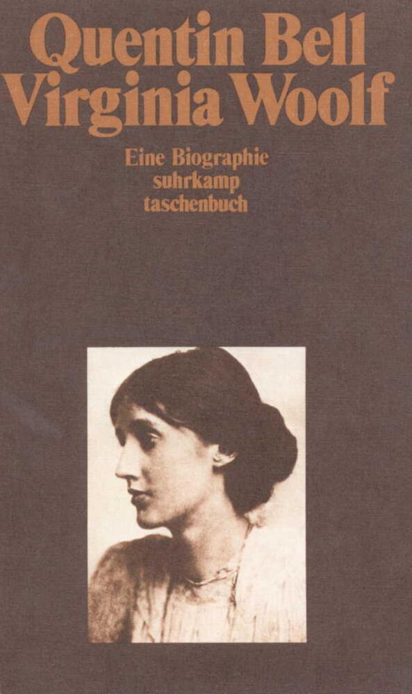 Virginia Woolf als Taschenbuch