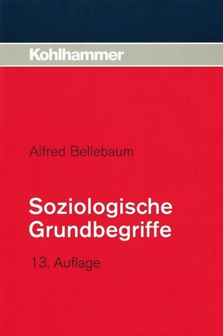 Soziologische Grundbegriffe als Buch