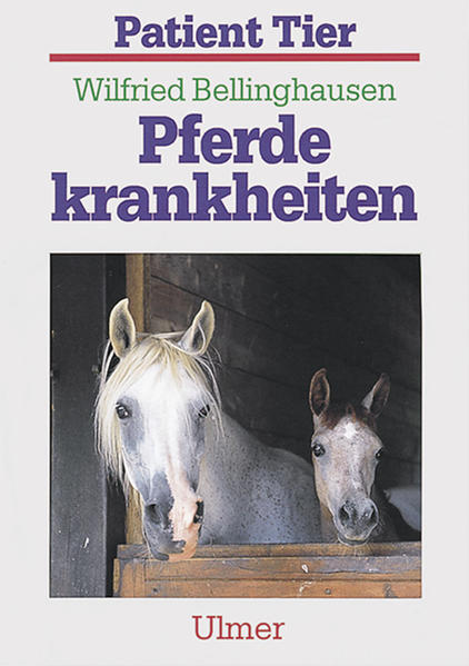 Pferdekrankheiten als Buch