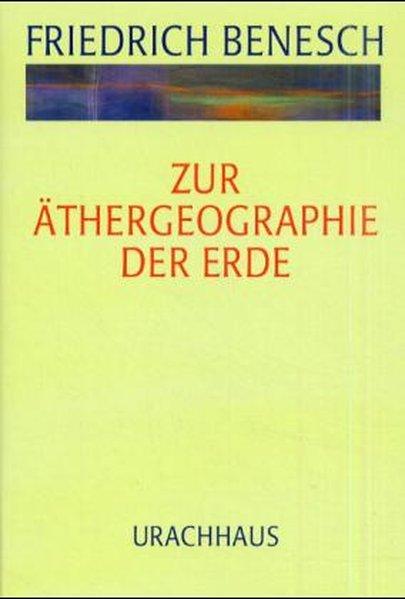 Zur Äthergeographie der Erde als Buch