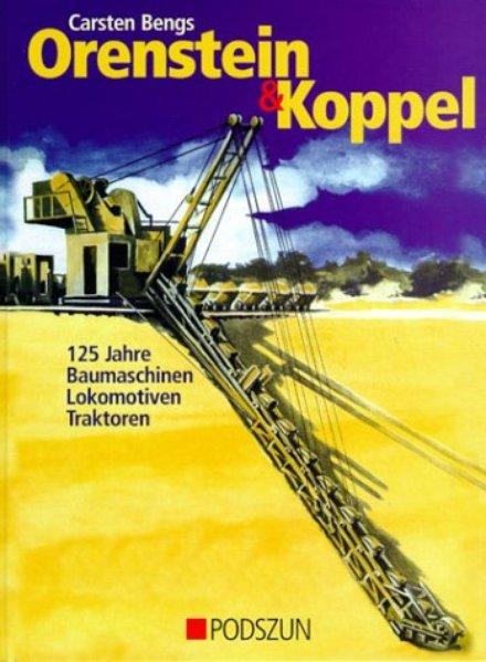 Orenstein und Koppel als Buch