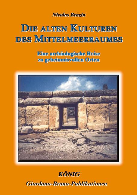 Alte Kulturen des Mittelmeerraumes als Buch