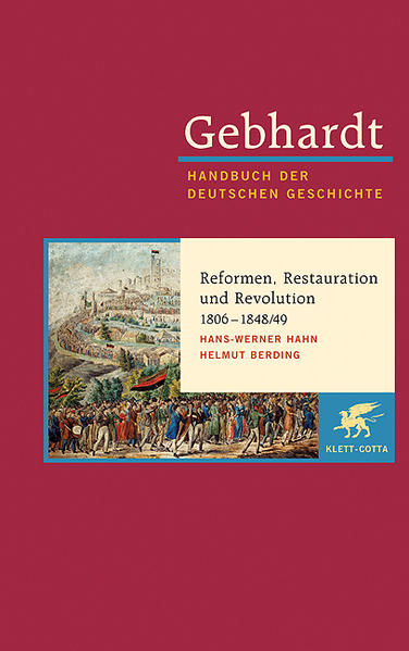 Reformen, Restauration und Revolution 1806 - 1848/49 als Buch