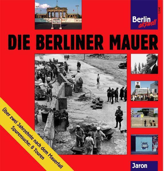 Die Berliner Mauer als Buch