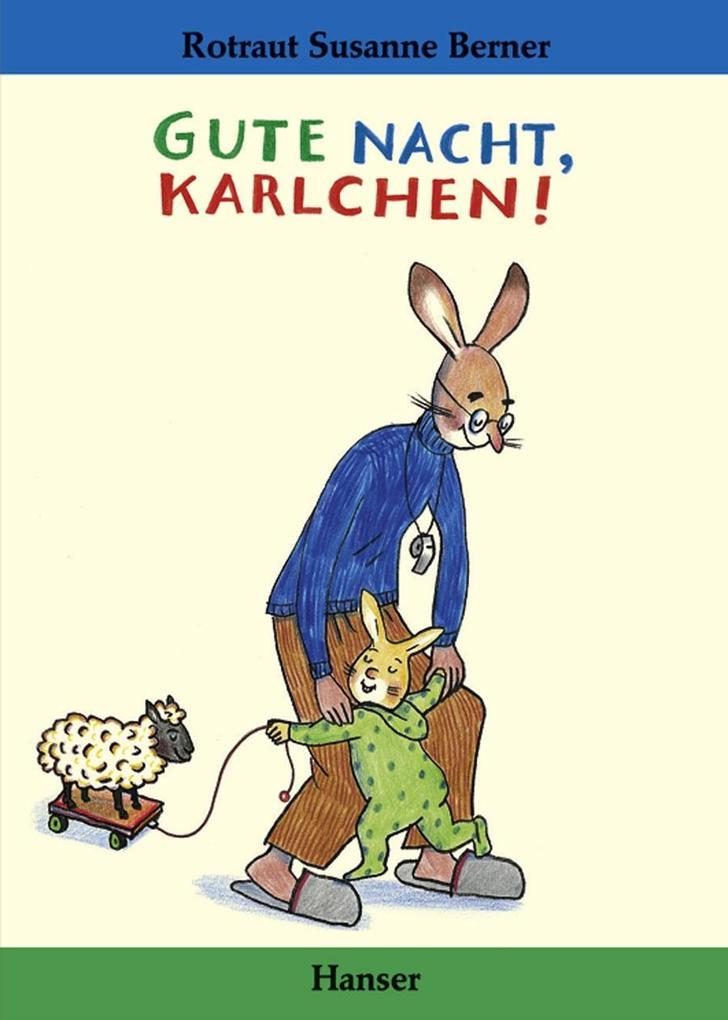 Gute Nacht, Karlchen! als Buch