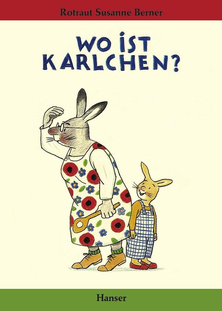 Wo ist Karlchen? als Buch