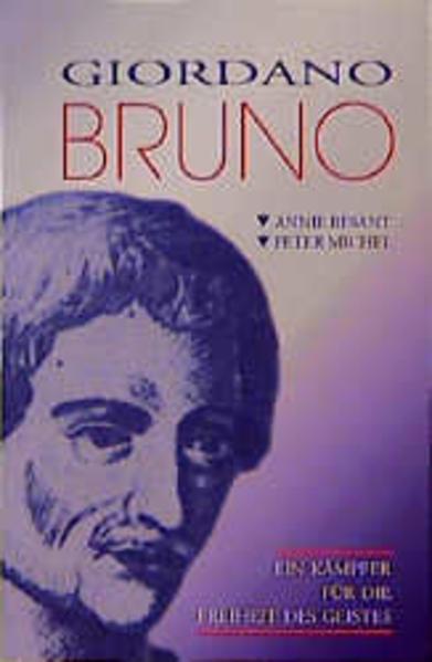 Giordano Bruno als Buch
