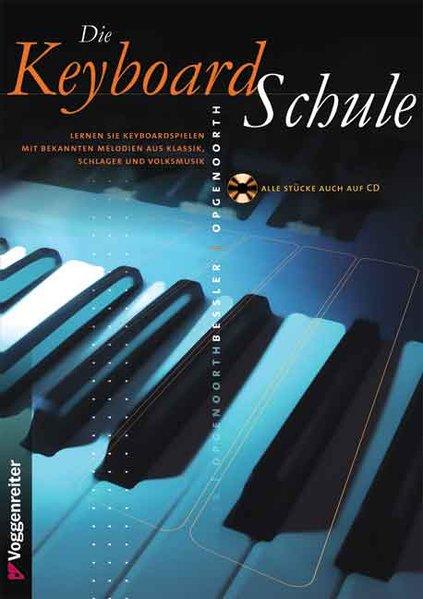 Die Keyboard-Schule als Buch