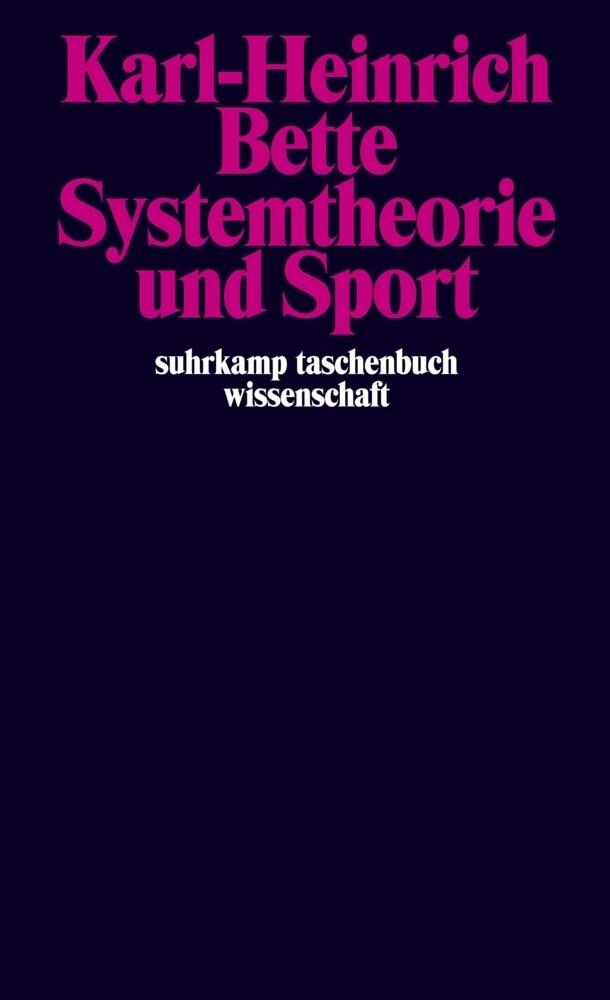 Systemtheorie und Sport als Taschenbuch