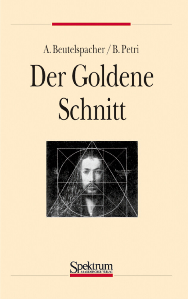 Der Goldene Schnitt als Buch