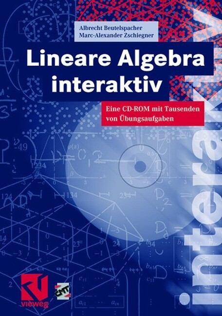 Lineare Algebra interaktiv. CD-ROM als Software