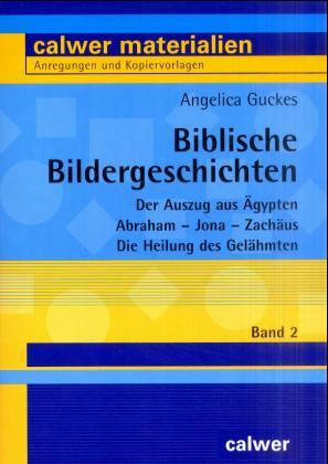 Biblische Bildergeschichten 2 als Buch
